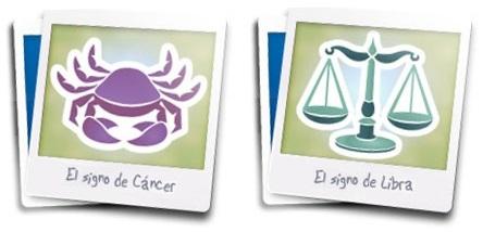 cáncer y libra